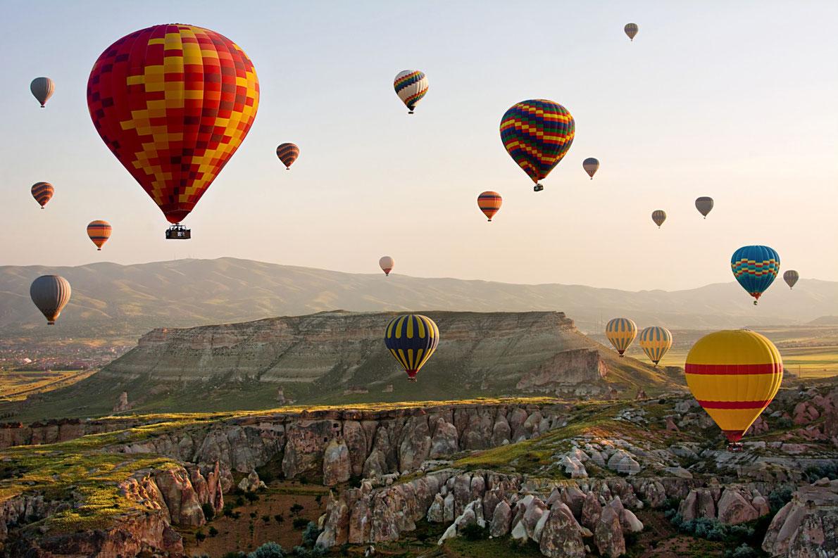 Best National Parks in Europe - Gorem National Park European Best Destinations - Copyright Olena Tur