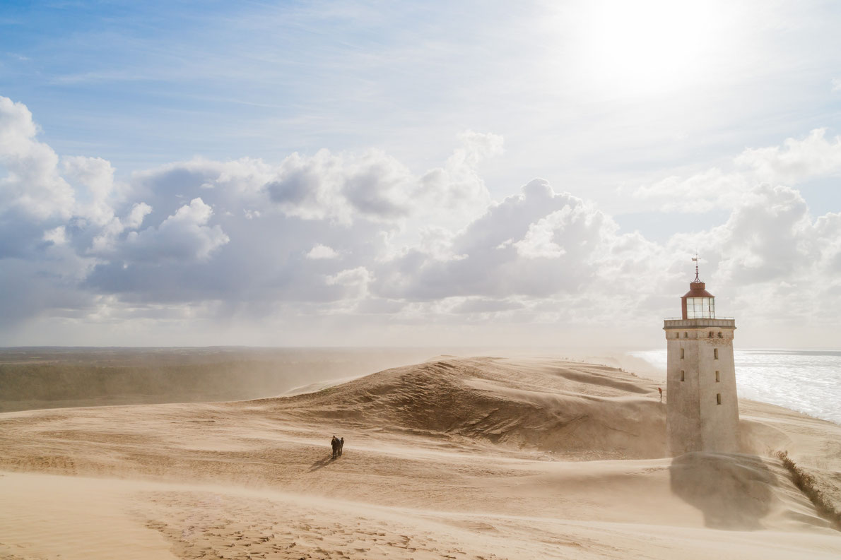 Rubjerg Knude Lighthouse - Best lighthouses in Europe
