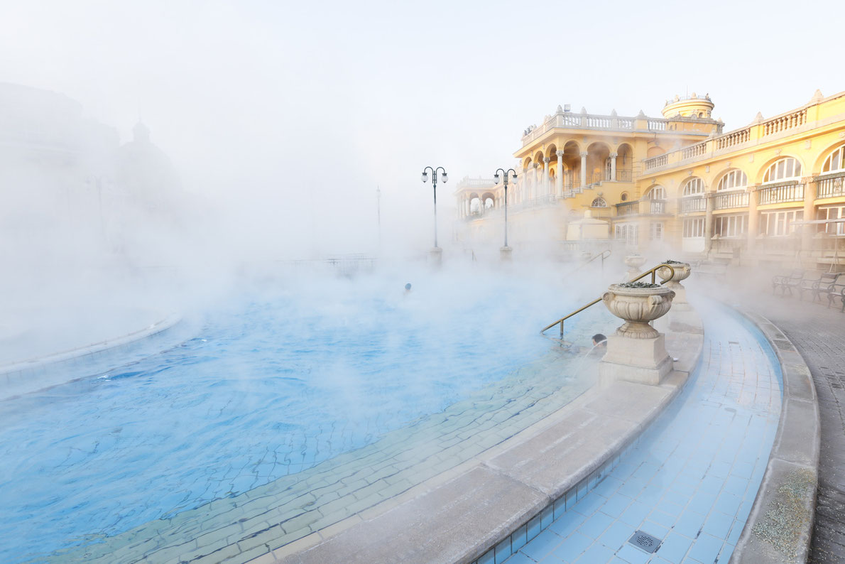 Best thermal destinations in Europe - Budapest Copyright momente - European Best Destinations