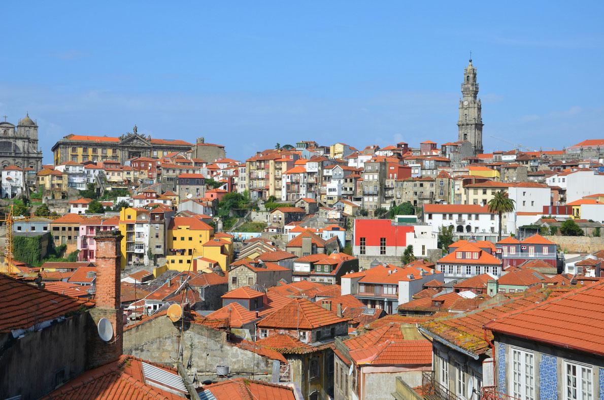 Torre dos Clérigos, Porto, Portugal