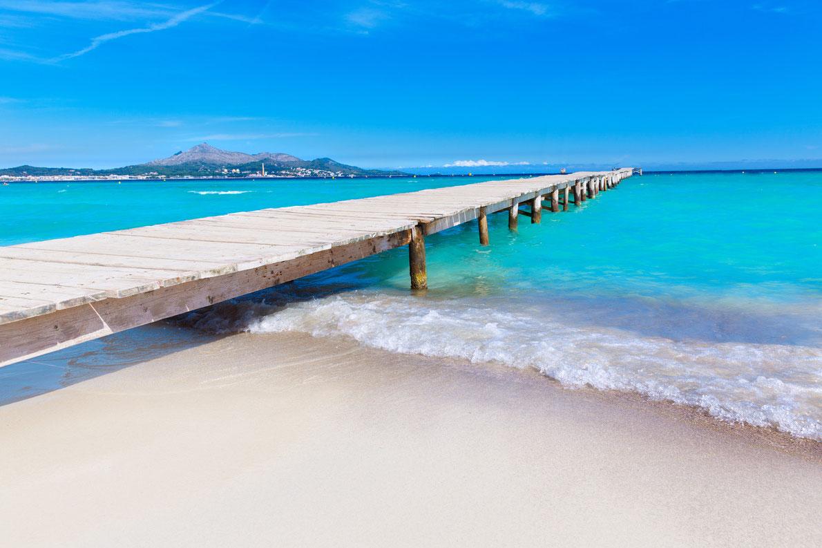 Best blue water destinations in Europe -  Mallorca Copyright holbox - Best blue water destinations in Europe - European Best Destinations