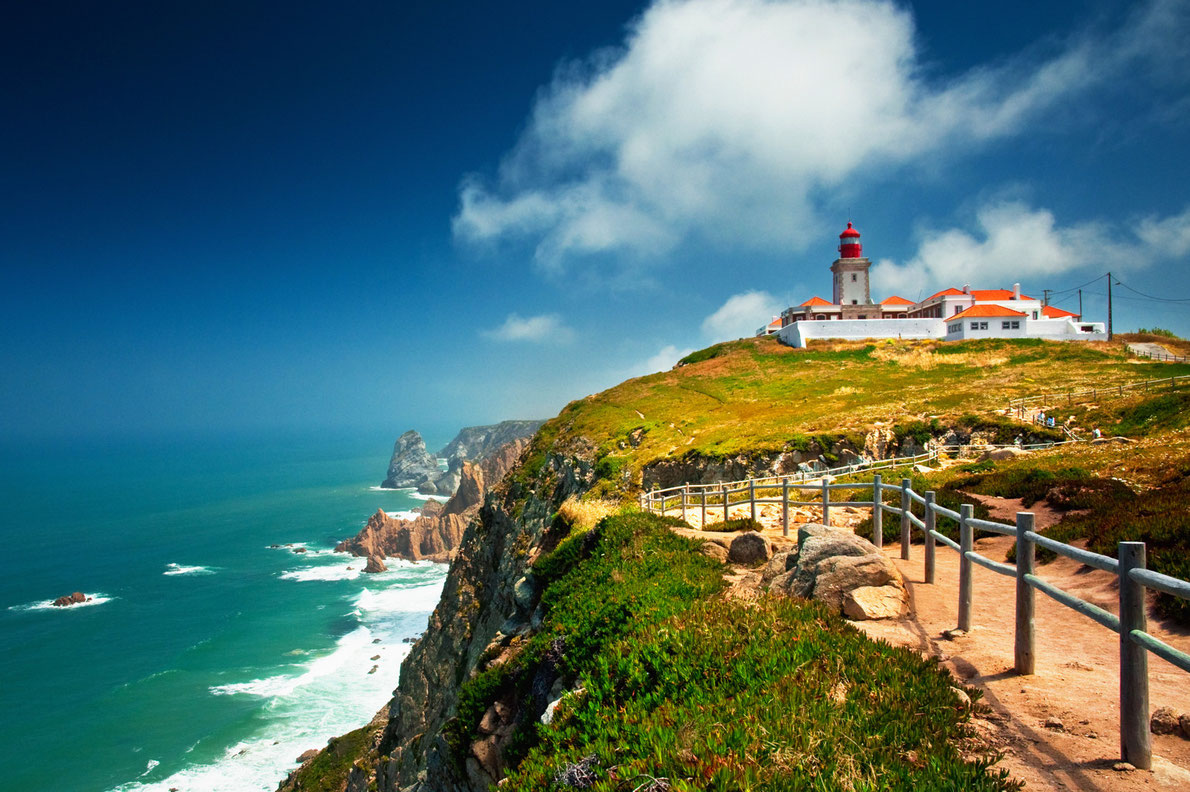 Extreme points of Europe -  Cabo da Roca Copyright Botond Horvath - European Best Destinations- European Best Destinations
