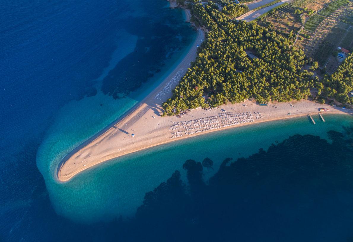 Bol in Croatia Copyright HrMiro - Best blue water holidays in Europe - European Best destinations