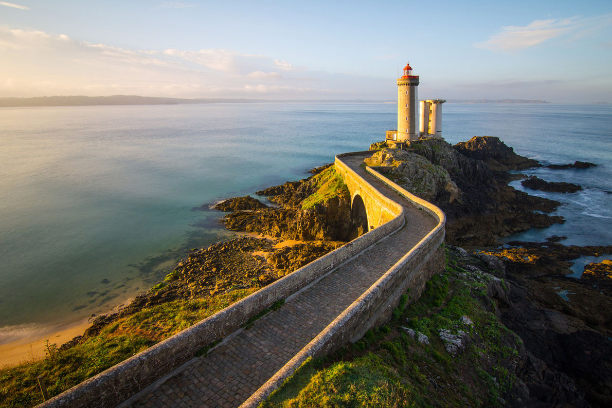 Phare du Petit Minou Brest - Best Lighthouse in Europe