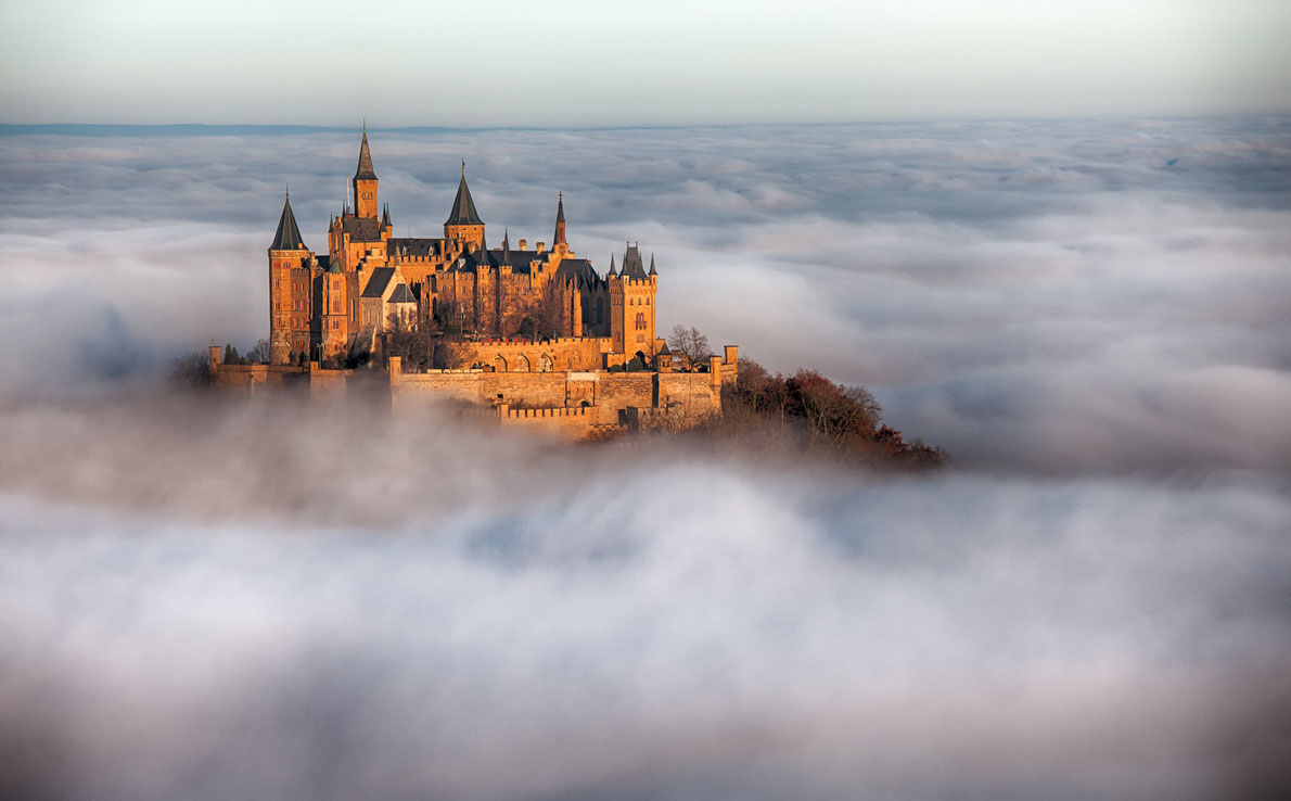 Hohenzollern castle Germany- Best castles in Europe