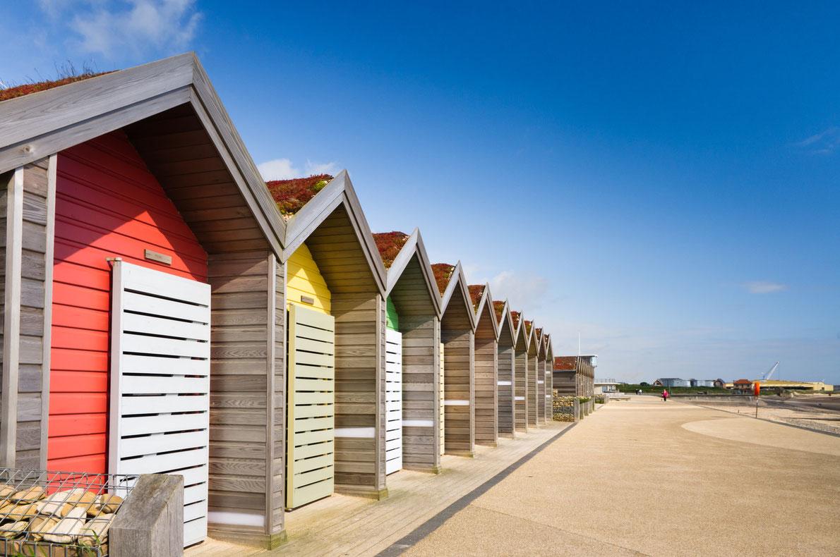Best beach huts - Blyth