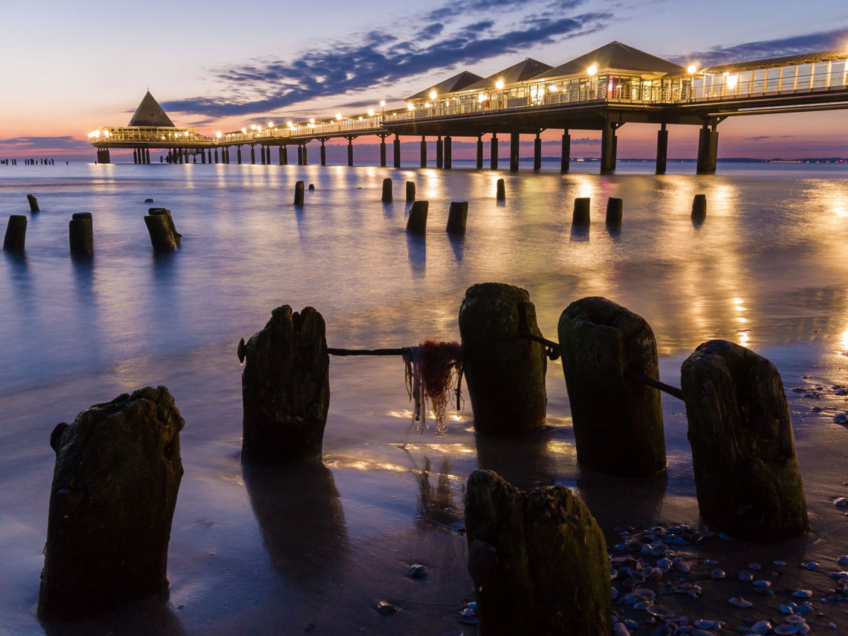 Best piers in Europe - Heringsdorf Pier - Copyright Traveller Martin - European Best Destinations