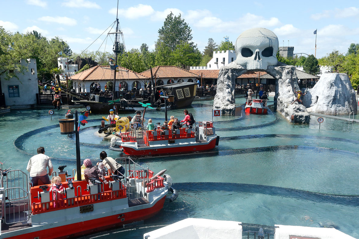 Legoland Billund Denmark - Best amusement parks in Europe