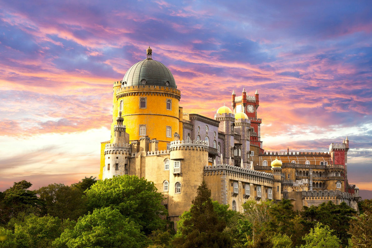 Sintra best hidden gems in Europe - European Best Destinations Copyright  Taiga