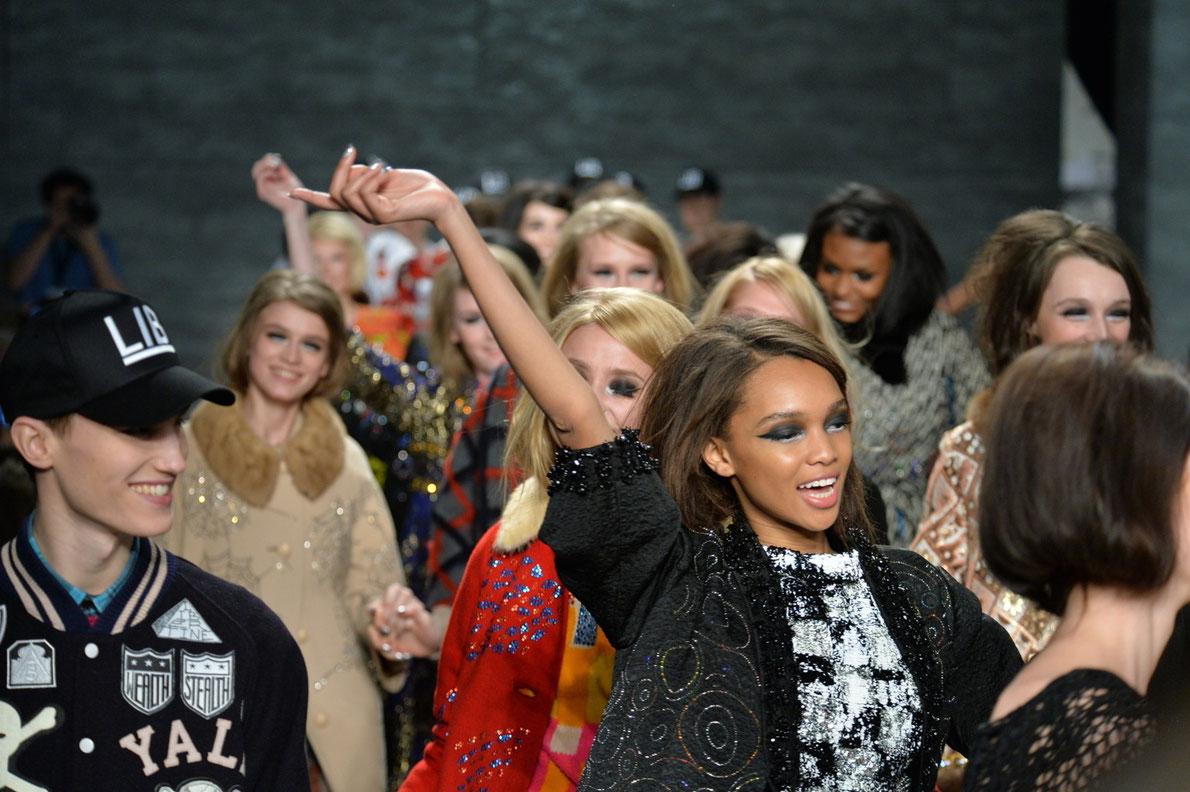 Fashion Week Paris - European trendy events - European Best Destinations Copyright FashionStock