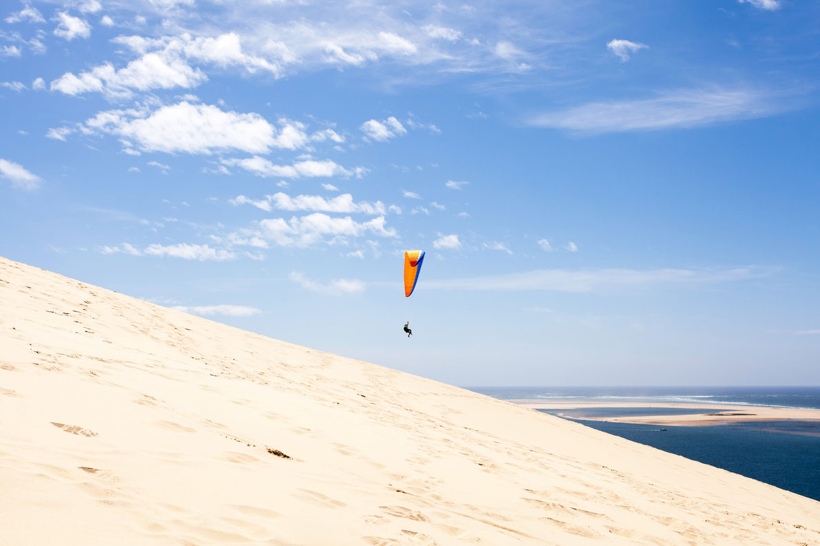Dune du Pilat or Pyla in Arcachon Bay, France - Best beaches in Europe