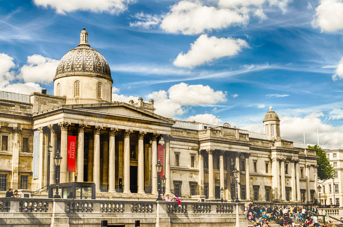 Best museums in Europe - National Gallery Copyright Marco Rubino - European Best Destinations