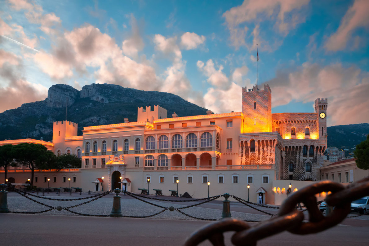 Royal Palaces in Europe - Palace of Monaco Copyright Migel - European Best Destinations