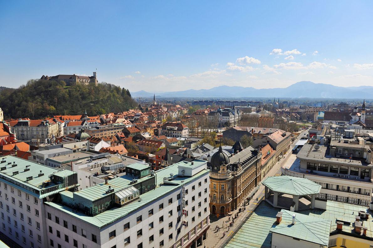 Ljubljana European Best Destinations -  Copyright Copyright G. Murn www.visitljubljana.com