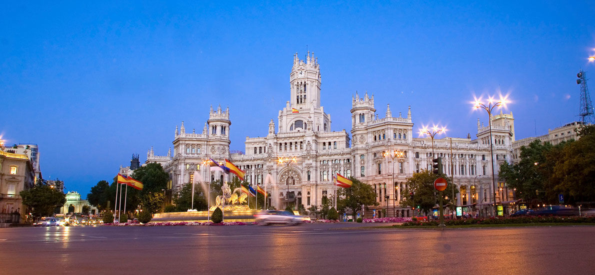 Madrid European Best Destinations - Copyright Madrid Turismo