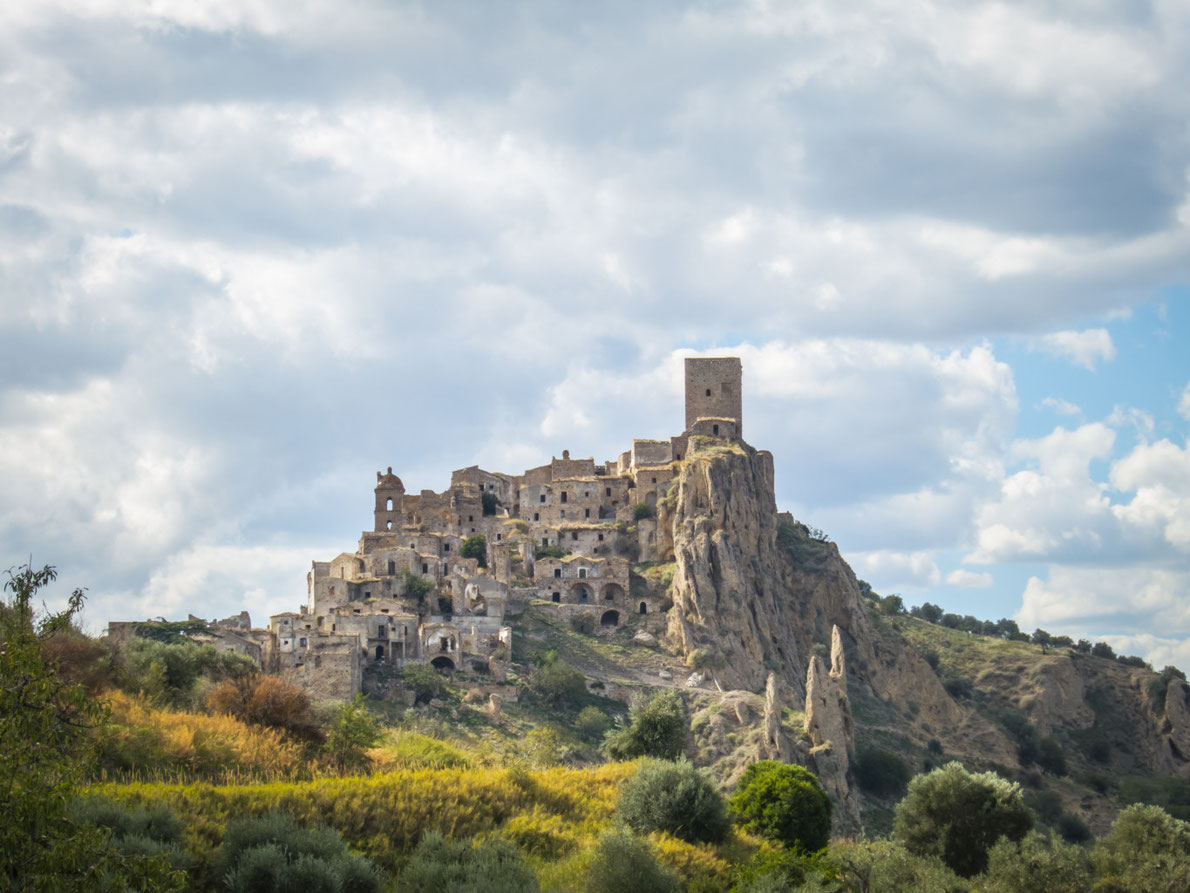 Best  abandoned places in Europe - Craco - Copyright  tommaso lizzul - European Best Destinations
