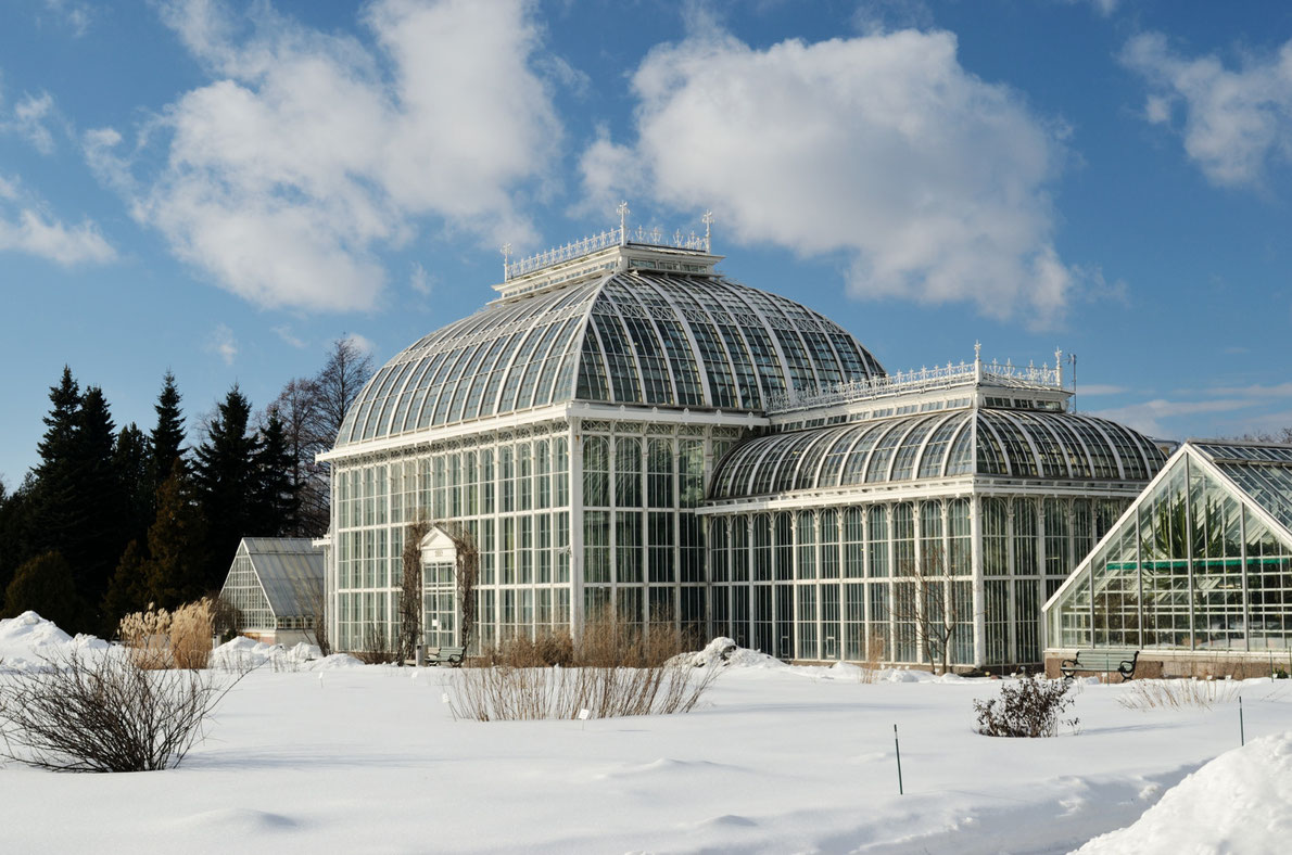 Botanical Garden Helsinki - Best Green Houses in Europe - European Best Destinations Copyright Mikhail Olykainen