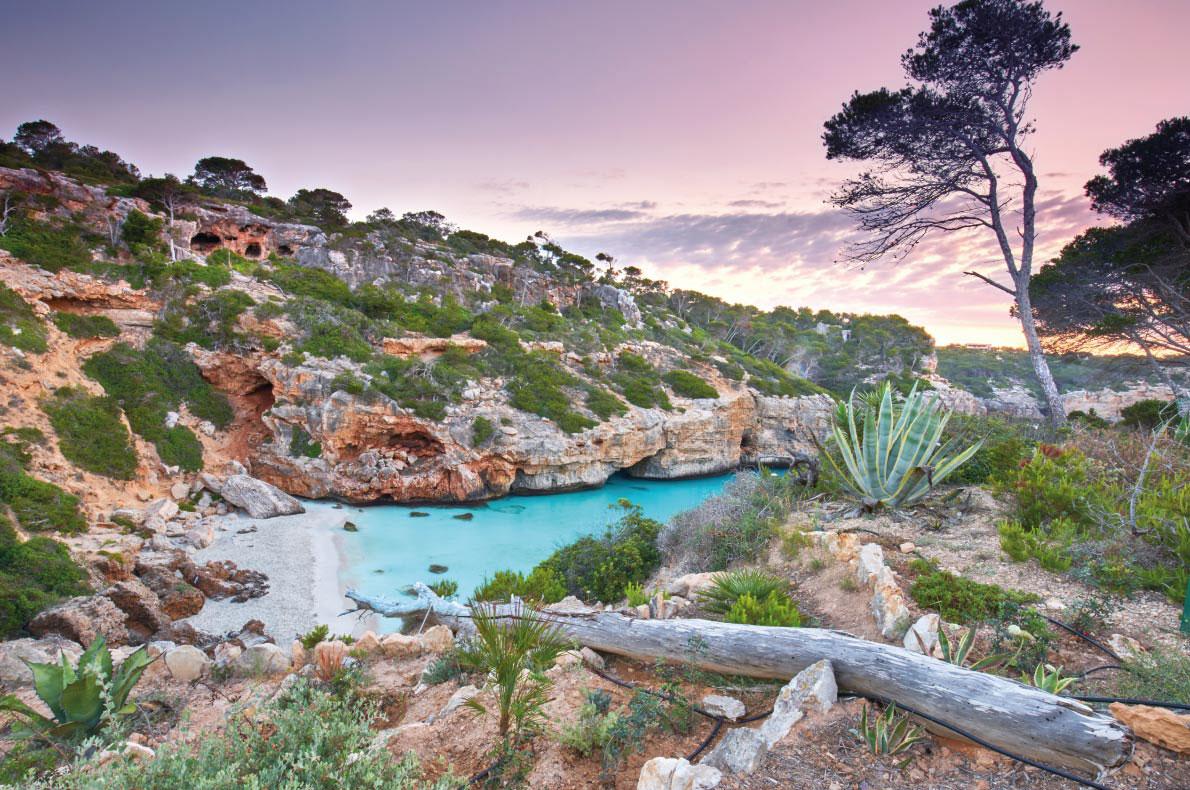 Calo des Moro beach in Mallorca - Best Beaches in Europe