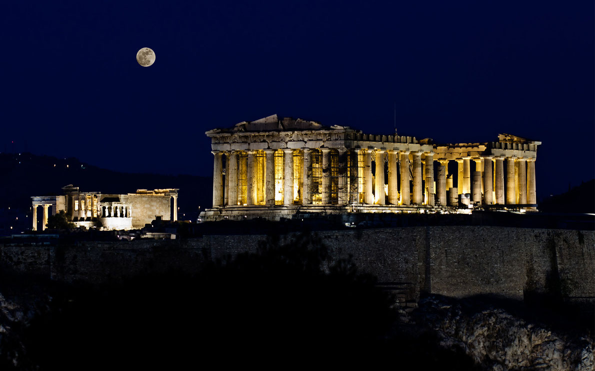 Athens - Copyright Greek National Tourism Organisation
