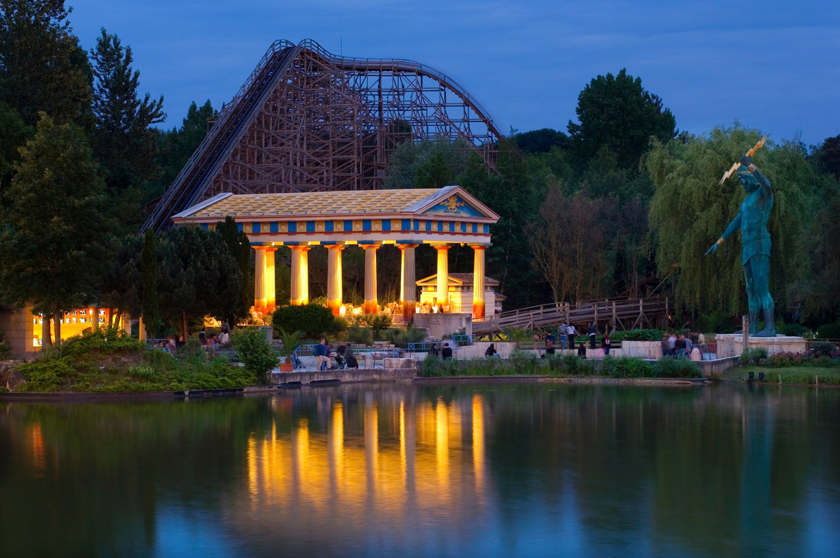 Parc Astérix - Best amusement parks in Europe