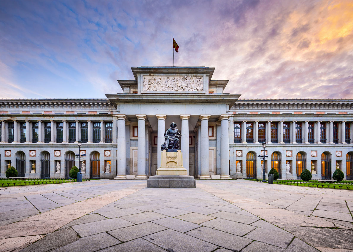Best Museums in Europe - El Prado Copyright Sean Pavone - European Best Destinations