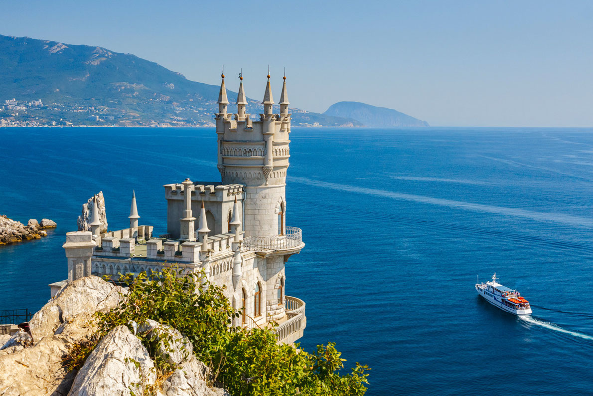 World war II destinations in Europe - Yalta - Copyright Freephotographer