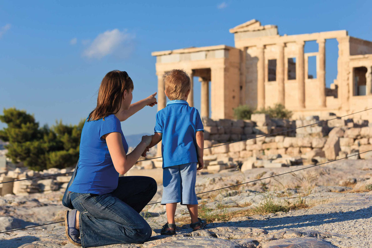 Athens - Best Family destinations in Europe - Copyright  Nadezhda1906  - European Best Destinations