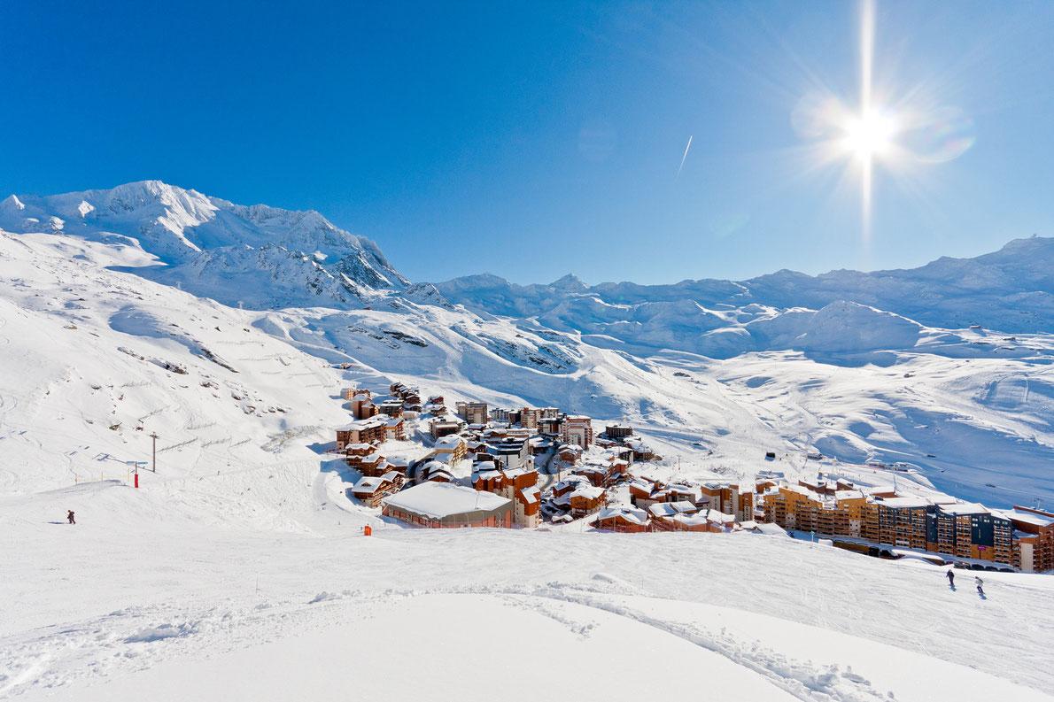 Val Thorens European Best Destinations