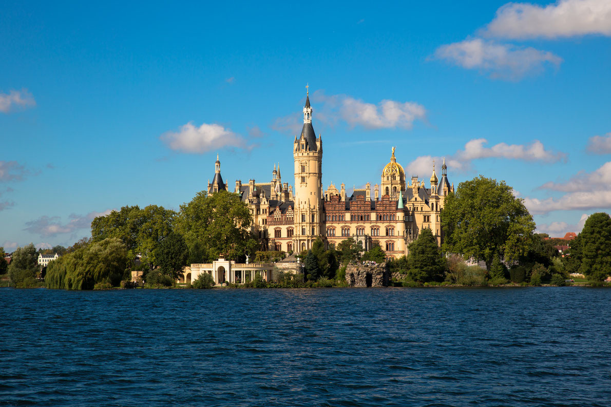 Schwerin Castle -Best castles in Europe