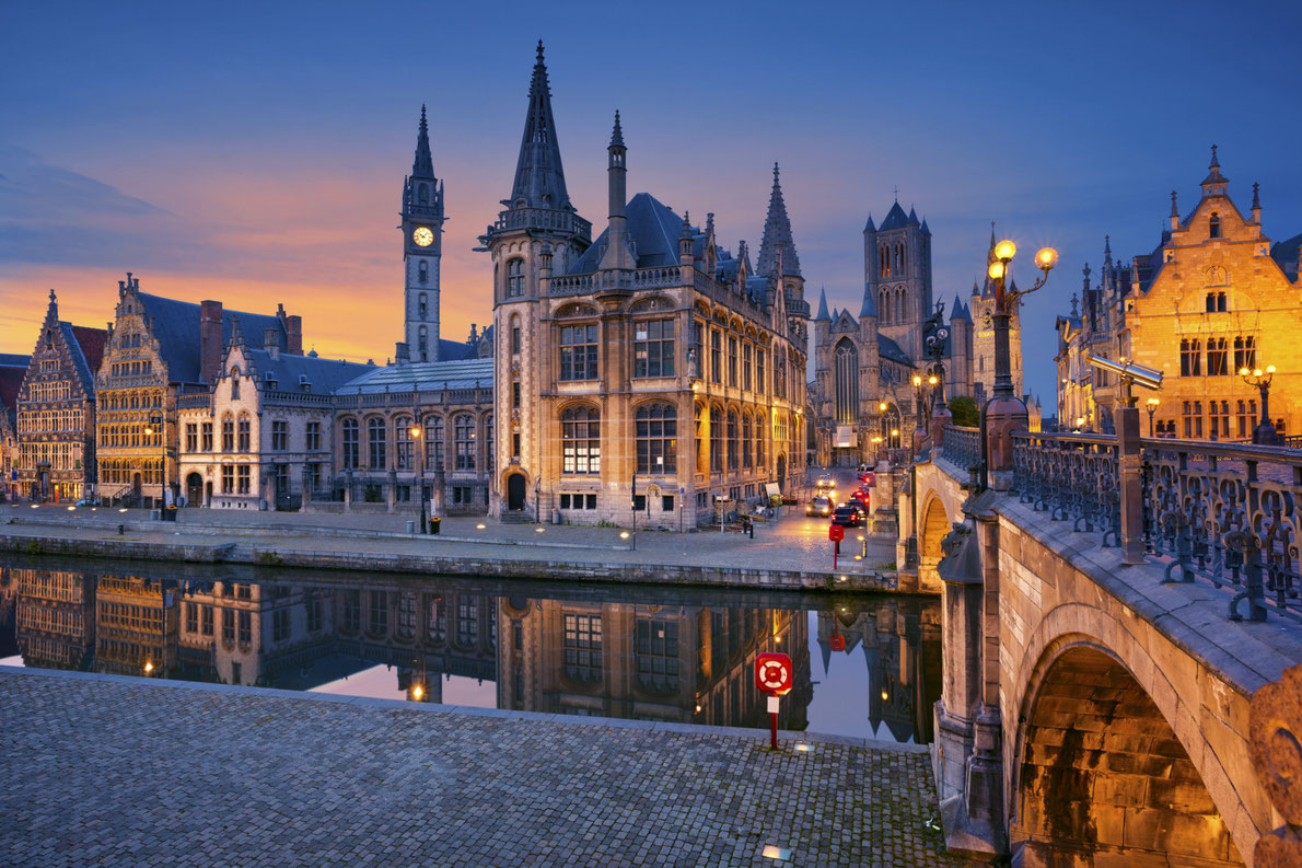 Ghent-best-romantic-destinations-in-europe