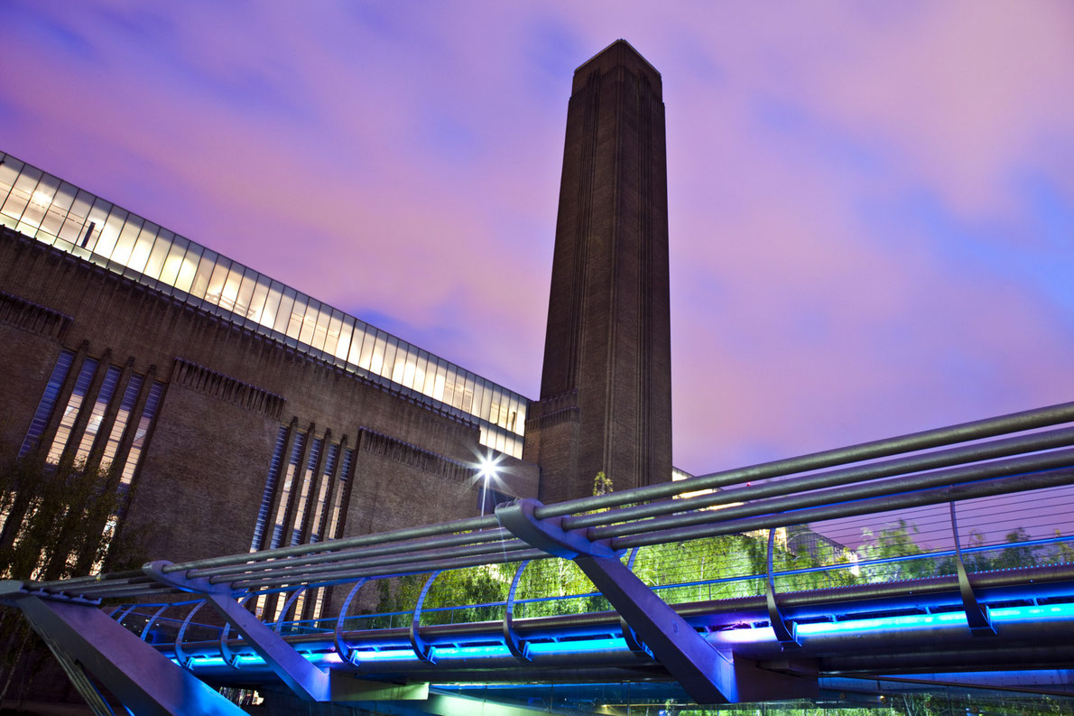 Best museums in Europe - Tate Modern Copyright chrisdorney - European Best Destinations