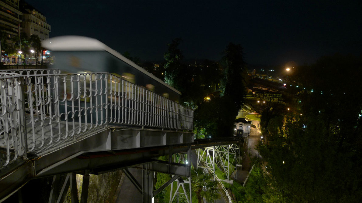 Pau funicular