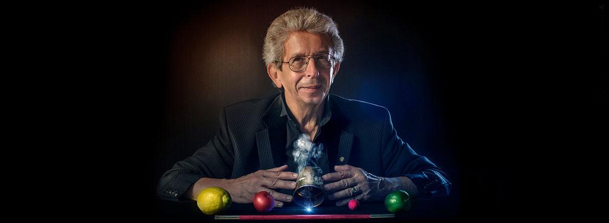 Zauberer Magic Pierre