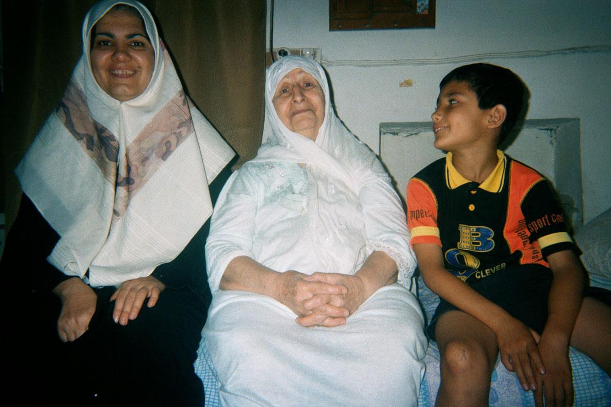 Mohammed, Baghdad