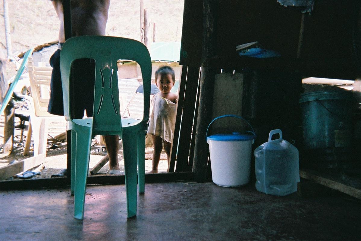 Jobelle Espinosa, 13, Tacloban