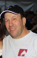 Andreas Bickel, Baggerfahrer