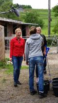 Rechte bei Sibylle Muraro/Gnadenhof Chiemgau