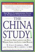 CHINA STUDY 英語版