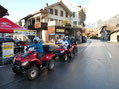 We start the ATV tour at Funrental Interlaken