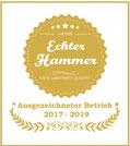 Ladies First Hamm: Auszeichnung als echter Hammer Betrieb
