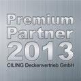 Bild Logo CILING-Premium-Partner 2013