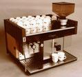 Kaffeemaschine Vollautomat Astoria Hydra 5