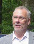 Oberkirchenrat i.R. Manfred Seifert, Vorsitzender des Fördervereins zur Unterstützung der künstlerischen Arbeit des Lutherchores e.V.