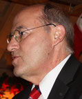 Setzte sich für VCS-Standorte bei Telekom-Chef ein: Linken-Chef Gregor Gysi