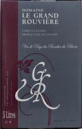 Bib vin de pays de Provence rosé
