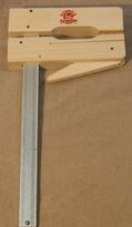 serre-joints à coulisse en bois