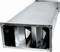 Шумоглушитель для прямоугольных каналов вентиляции