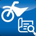 バイク_車検証記入申請_アイコン_熊本_石原大輔行政書士事務所