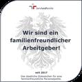 audit berufundfamilie Wir sind ein familienfreundlicher Arbeitgeber - Die staatliche Auszeichnung für familienfreundliche Personalpolitik