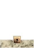 Trauer Briefpapiervorlagen kostenlos, Set 5